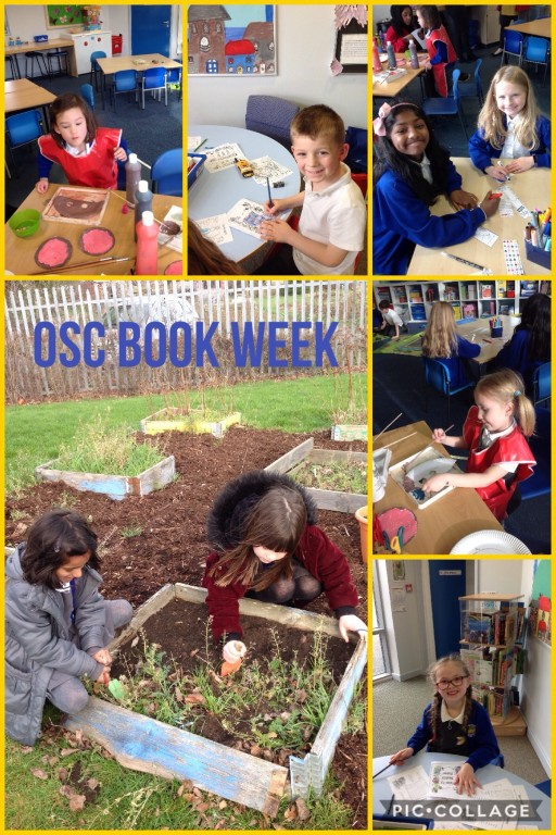 Bookweekcollage